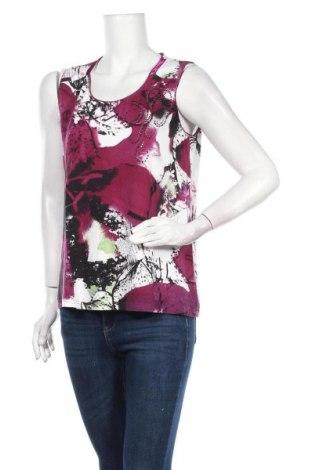 Γυναικείο αμάνικο μπλουζάκι Bonita, Μέγεθος L, Χρώμα Πολύχρωμο, 95% βισκόζη, 5% ελαστάνη, Τιμή 9,09€