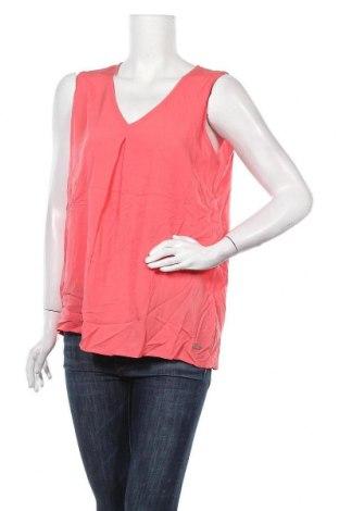 Γυναικείο αμάνικο μπλουζάκι Broadway, Μέγεθος M, Χρώμα Κόκκινο, Βισκόζη, Τιμή 8,31€