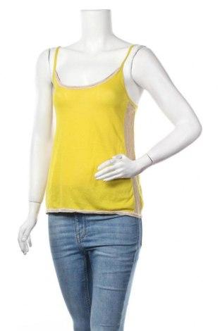 Γυναικείο αμάνικο μπλουζάκι COS, Μέγεθος M, Χρώμα Κίτρινο, Τιμή 15,07€