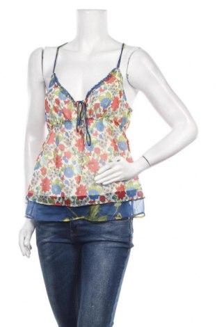 Γυναικείο αμάνικο μπλουζάκι Hollister, Μέγεθος M, Χρώμα Πολύχρωμο, Πολυεστέρας, Τιμή 8,83€