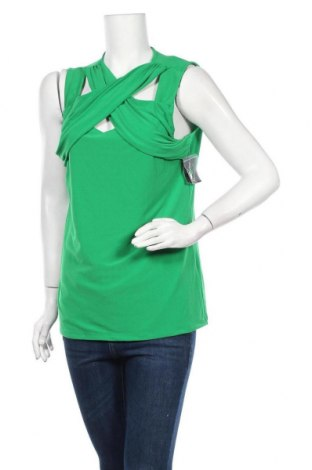 Γυναικείο αμάνικο μπλουζάκι INC International Concepts, Μέγεθος L, Χρώμα Πράσινο, 95% πολυεστέρας, 5% ελαστάνη, Τιμή 48,74€