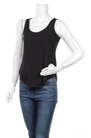 Γυναικείο αμάνικο μπλουζάκι J.Crew, Μέγεθος XS, Χρώμα Μαύρο, Πολυεστέρας, Τιμή 15,46€
