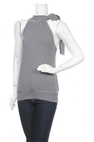 Γυναικείο αμάνικο μπλουζάκι Jacob, Μέγεθος M, Χρώμα Μαύρο, 60% μοντάλ, 40% βαμβάκι, Τιμή 9,35€