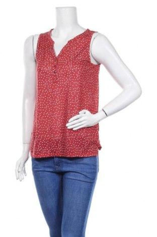 Γυναικείο αμάνικο μπλουζάκι Kiabi, Μέγεθος M, Χρώμα Κόκκινο, Τιμή 10,49€