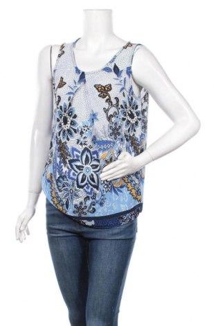 Γυναικείο αμάνικο μπλουζάκι Today, Μέγεθος M, Χρώμα Πολύχρωμο, Πολυεστέρας, Τιμή 9,26€