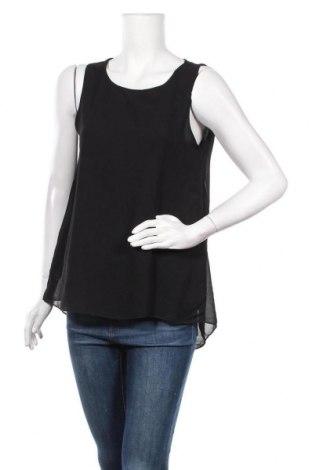 Γυναικείο αμάνικο μπλουζάκι Today, Μέγεθος M, Χρώμα Μαύρο, Πολυεστέρας, Τιμή 8,83€