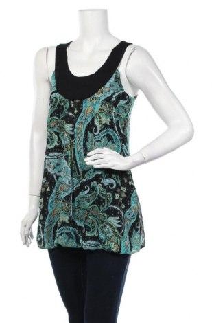 Γυναικείο αμάνικο μπλουζάκι Vert De Rage, Μέγεθος S, Χρώμα Πολύχρωμο, 100% πολυεστέρας, Τιμή 5,84€