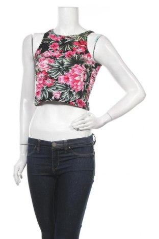 Γυναικείο αμάνικο μπλουζάκι Vert De Rage, Μέγεθος S, Χρώμα Πολύχρωμο, 95% πολυεστέρας, 5% ελαστάνη, Τιμή 5,36€
