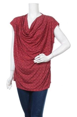 Γυναικείο αμάνικο μπλουζάκι Worthington, Μέγεθος XXL, Χρώμα Κόκκινο, 95% πολυεστέρας, 5% ελαστάνη, Τιμή 7,79€