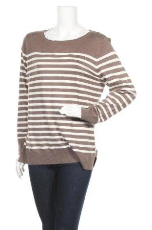 Γυναικείο πουλόβερ Bexleys, Μέγεθος XL, Χρώμα  Μπέζ, 80% βισκόζη, 20% πολυαμίδη, Τιμή 21,92€