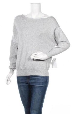 Дамски пуловер Decjuba, Размер S, Цвят Сив, 51% полиамид, 45% вискоза, 4% вълна, Цена 36,02лв.