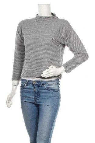 Γυναικείο πουλόβερ H&M, Μέγεθος S, Χρώμα Γκρί, 60% βαμβάκι, 40% βισκόζη, Τιμή 22,27€