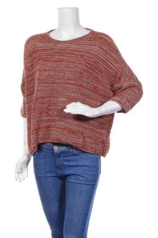 Γυναικείο πουλόβερ Janina, Μέγεθος XL, Χρώμα Καφέ, Ακρυλικό, Τιμή 5,91€