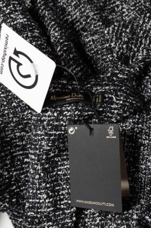 Γυναικείο πουλόβερ Massimo Dutti, Μέγεθος XS, Χρώμα Λευκό, 41% βαμβάκι, 31% βισκόζη, 18% πολυεστέρας, 9%ακρυλικό, 1% πολυαμίδη, Τιμή 20,24€