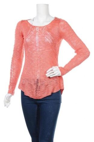 Γυναικείο πουλόβερ Pink Rose, Μέγεθος S, Χρώμα Ρόζ , Ακρυλικό, Τιμή 8,64€