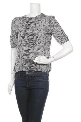 Дамски пуловер Premise, Размер L, Цвят Сив, 72% вискоза, 28% полиамид, Цена 6,76лв.
