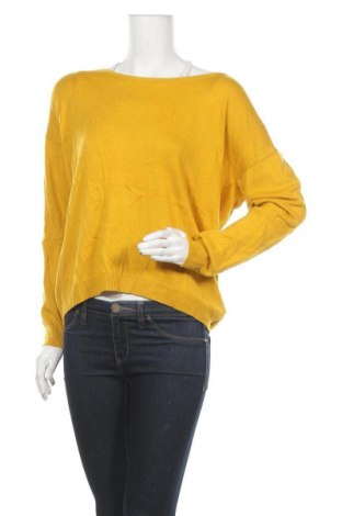 Дамски пуловер Sportsgirl, Размер L, Цвят Жълт, 65% акрил, 20% полиамид, 15% вълна, Цена 39,48лв.