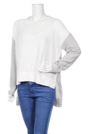 Дамски пуловер Sportsgirl, Размер L, Цвят Бял, 50% акрил, 35% памук, 15% лен, Цена 7,77лв.