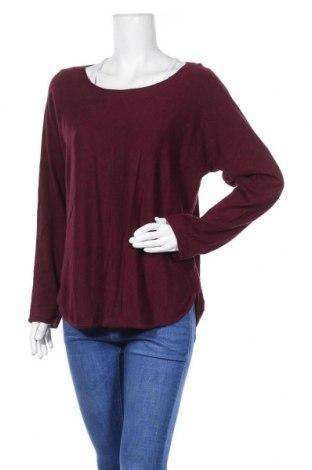 Дамски пуловер Sportsgirl, Размер L, Цвят Червен, 60% вискоза, 40% памук, Цена 23,52лв.