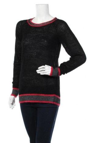 Дамски пуловер Teddy Smith, Размер S, Цвят Черен, 40% акрил, 30% полиамид, 30% мохер, Цена 25,60лв.