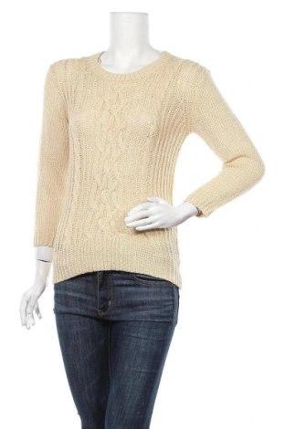 Γυναικείο πουλόβερ Valley Girl, Μέγεθος L, Χρώμα  Μπέζ, Ακρυλικό, Τιμή 6,14€