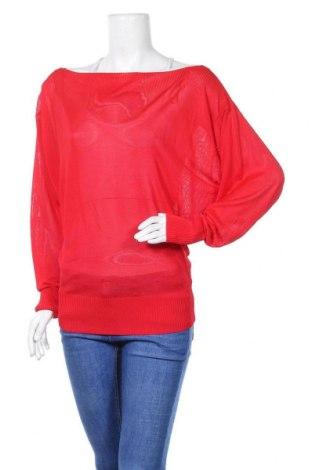 Γυναικείο πουλόβερ Zara Knitwear, Μέγεθος M, Χρώμα Κόκκινο, Τιμή 14,30€