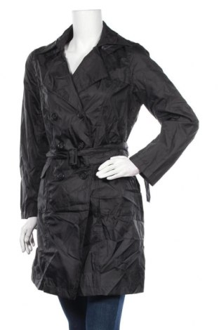 Дамски шлифер Esmara, Размер M, Цвят Черен, Полиестер, Цена 10,88лв.
