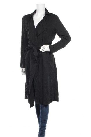 Дамски шлифер Glassons, Размер L, Цвят Черен, Лиосел, Цена 27,72лв.