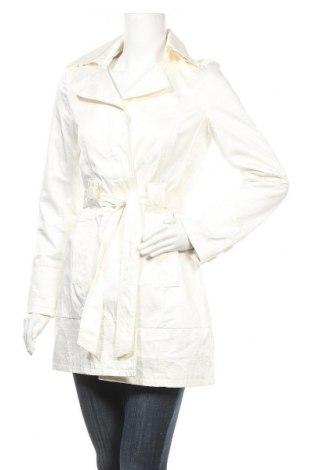 Дамски шлифер Orsay, Размер XS, Цвят Бял, 44% полиестер, 45% памук, 11% полиамид, Цена 18,59лв.
