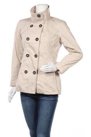 Дамски шлифер Vero Moda, Размер M, Цвят Бежов, 65% полиестер, 35% памук, Цена 10,77лв.