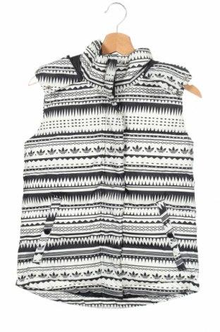 Дамски спортен елек Adidas Originals, Размер XS, Цвят Бял, Полиестер, Цена 49,14лв.