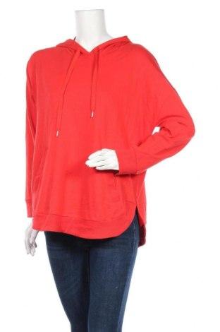 Γυναικείο φούτερ Suzanne Grae, Μέγεθος M, Χρώμα Κόκκινο, Βαμβάκι, πολυεστέρας, Τιμή 16,89€