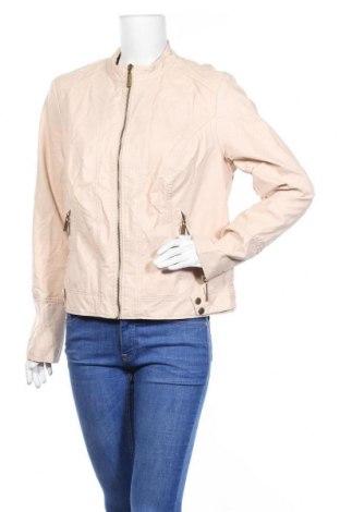Дамско кожено яке Apt.9, Размер XL, Цвят Розов, Еко кожа, Цена 38,85лв.