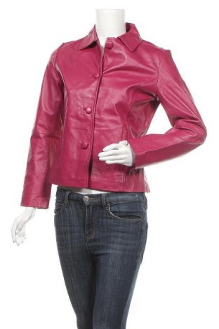 Γυναικείο δερμάτινο μπουφάν Chadwick's, Μέγεθος S, Χρώμα Βιολετί, Γνήσιο δέρμα, Τιμή 44,16€