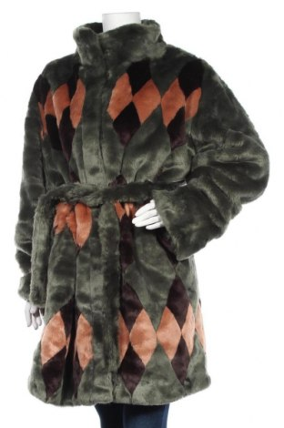 Дамско палто Antik Batik, Размер M, Цвят Многоцветен, 80% акрил, 20% полиестер, Цена 185,46лв.
