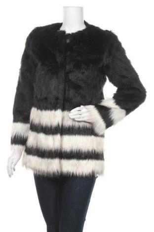 Дамско палто Gaudi, Размер M, Цвят Черен, 50% други тъкани, 50% акрил, Цена 121,77лв.