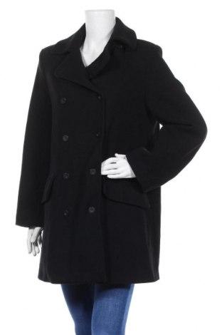 Дамско палто In Wear, Размер M, Цвят Черен, 70% вълна, 20% полиамид, 10% кашмир, Цена 36,00лв.