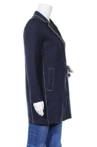 Дамско палто Tom Tailor, Размер S, Цвят Син, Полиестер, Цена 111,75лв.