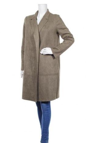 Γυναικείο παλτό Zara, Μέγεθος M, Χρώμα Πράσινο, Τιμή 15,68€