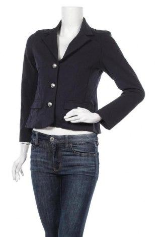 Γυναικείο σακάκι Aust, Μέγεθος M, Χρώμα Μπλέ, 95% βαμβάκι, 5% ελαστάνη, Τιμή 5,00€