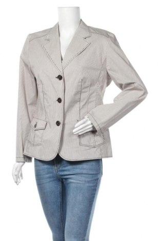 Дамско сако Barbara Lebek, Размер L, Цвят Бежов, 96% памук, 4% еластан, Цена 22,05лв.