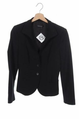 Дамско сако Blacky Dress, Размер XS, Цвят Черен, 53% полиестер, 43% вълна, 4% еластан, Цена 8,40лв.