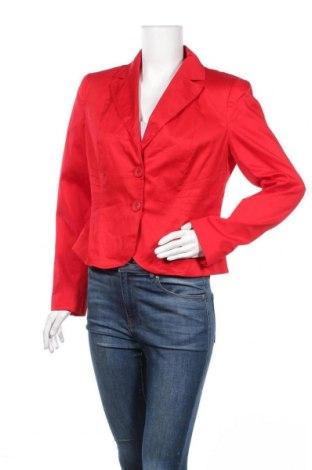 Дамско сако Chopin, Размер XL, Цвят Червен, 97% памук, 3% еластан, Цена 7,61лв.