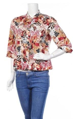 Γυναικείο σακάκι Christopher & Banks, Μέγεθος M, Χρώμα Πολύχρωμο, 98% βαμβάκι, 2% ελαστάνη, Τιμή 9,10€