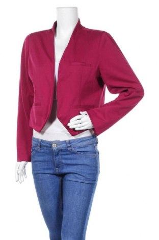 Дамско сако Cynthia Rowley, Размер L, Цвят Розов, 72% полиестер, 24% вискоза, 4% еластан, Цена 4,83лв.