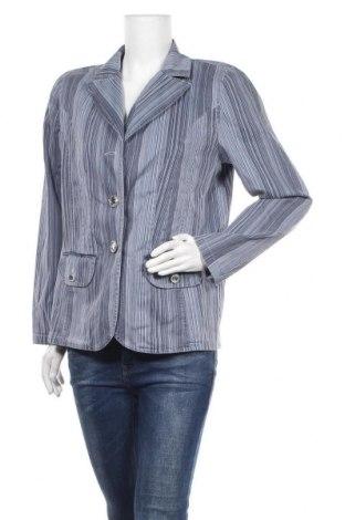 Дамско сако Denim&Co., Размер L, Цвят Син, Цена 12,60лв.