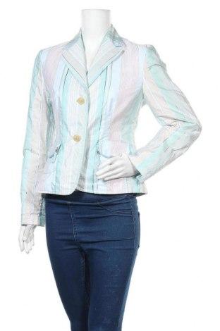 Γυναικείο σακάκι Dino Moda, Μέγεθος M, Χρώμα Πολύχρωμο, Πολυεστέρας, Τιμή 5,46€