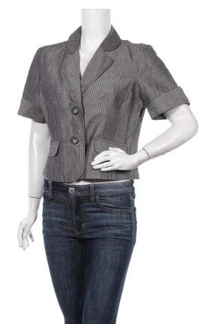Γυναικείο σακάκι Miss Etam, Μέγεθος L, Χρώμα Γκρί, Τιμή 3,91€