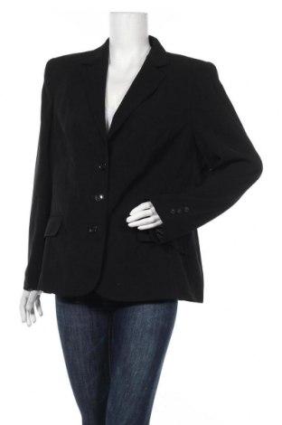 Дамско сако Fabiani, Размер XL, Цвят Черен, Полиестер, Цена 6,83лв.