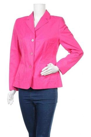 Дамско сако Franco Callegari, Размер M, Цвят Розов, 58% памук, 42% полиамид, Цена 21,32лв.